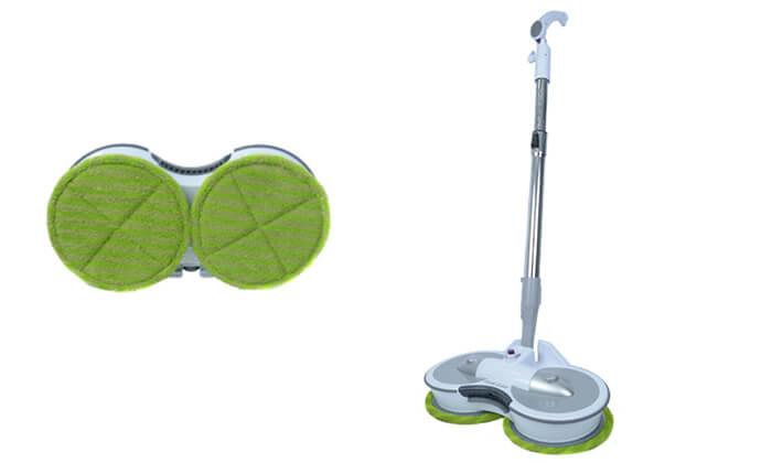 2 מכשיר לניקוי רצפות ופרקט