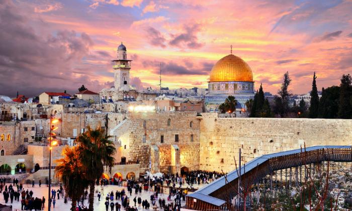 3 חופשה זוגית במרכז ירושלים