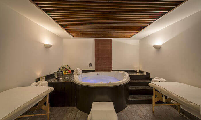 6 יום פינוק כולל עיסוי ליחיד במלון רימונים גלי כנרת, טבריה