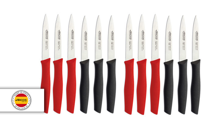2 סט 12 סכיני ARCOS