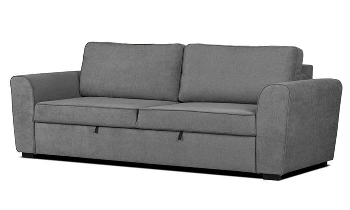 9 שמרת הזורע: ספה תלת מושבית נפתחת