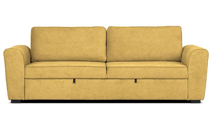 3 שמרת הזורע: ספה תלת מושבית נפתחת