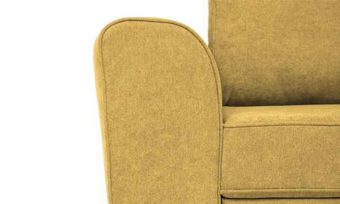 6 שמרת הזורע: ספה תלת מושבית נפתחת