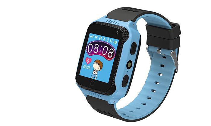 3 שעון טלפון GPS לילדים KIDIWATCH Lite