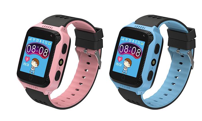 2 שעון טלפון GPS לילדים KIDIWATCH Lite