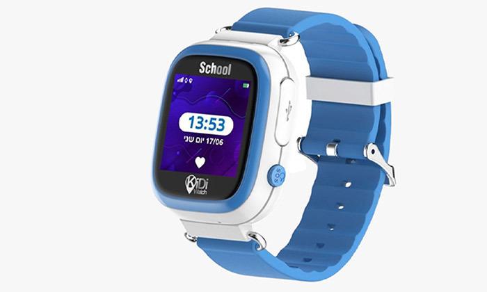 6 שעון טלפון GPS לילדים KIDIWATCH School