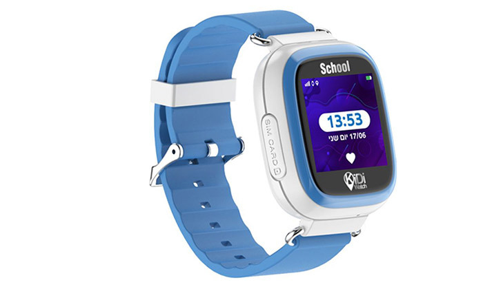 3 שעון טלפון GPS לילדים KIDIWATCH School