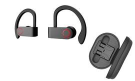אוזניות בלוטוס נטענות TWS