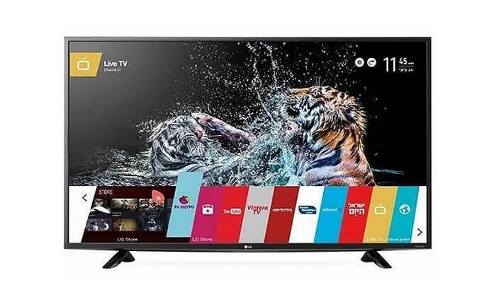 2 טלוויזיה LG חכמה אינץ' 55 באיכות 4K