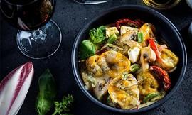 ארוחה איטלקית לזוג במסעדת רונן