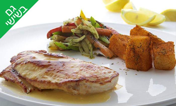 9 ארוחה איטלקית לזוג במסעדת רונן, נצרת