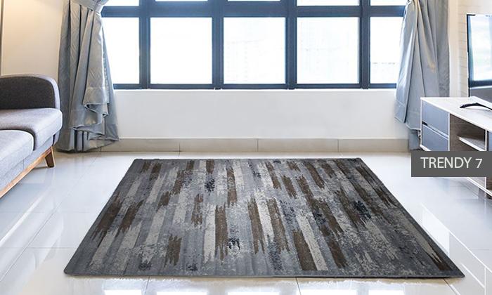 10 שטיח סלון TRENDY