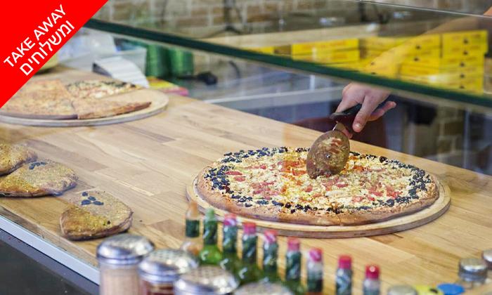 2 מגש פיצה או ארוחת פסטה בקאסה דל פפה, הרצליה