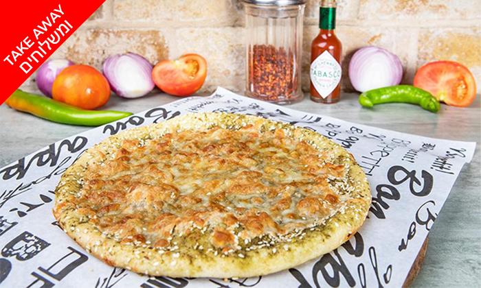 6 מגש פיצה או ארוחת פסטה בקאסה דל פפה, הרצליה
