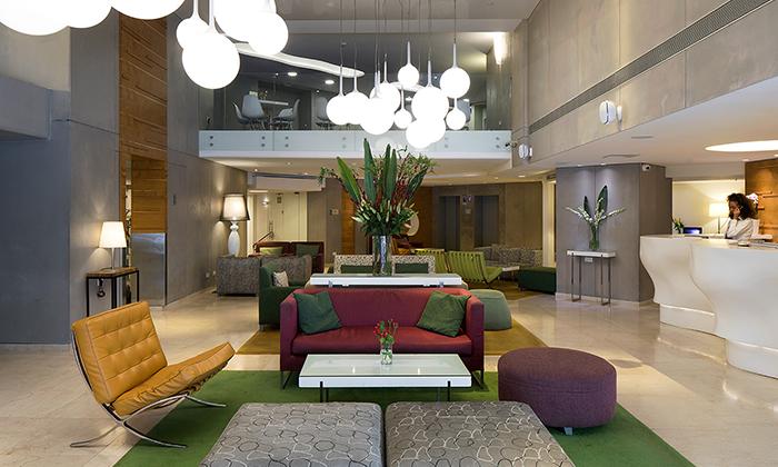 """2 מלון מטרופוליטן תל אביב, כולל סופ""""ש"""