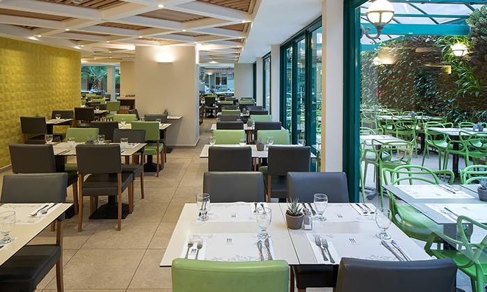 """6 מלון מטרופוליטן תל אביב, כולל סופ""""ש"""