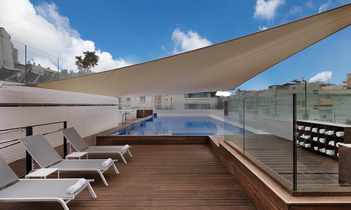 """8 מלון מטרופוליטן תל אביב, כולל סופ""""ש"""