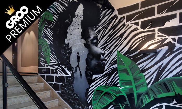 3 חדש, שיקי וצבעוני: מלון MUSE בלב תל אביב