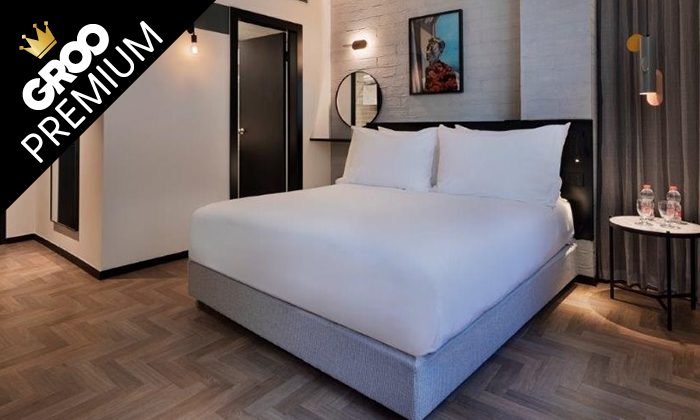 8 חדש, שיקי וצבעוני: מלון MUSE בלב תל אביב
