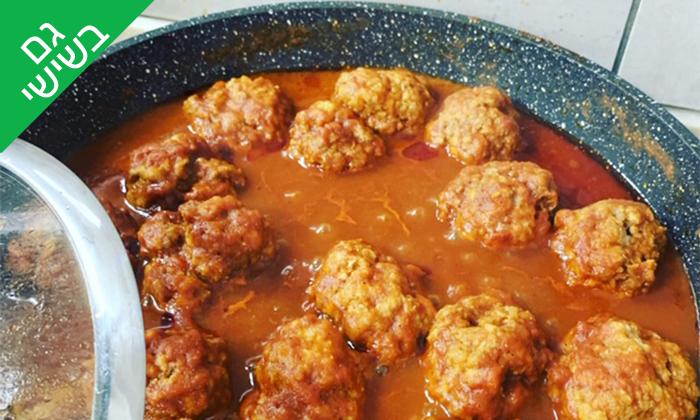 11 שובר הנחה להזמנת אוכל מוכן מהמטבח של רונית ביהוד - כולל משלוחים