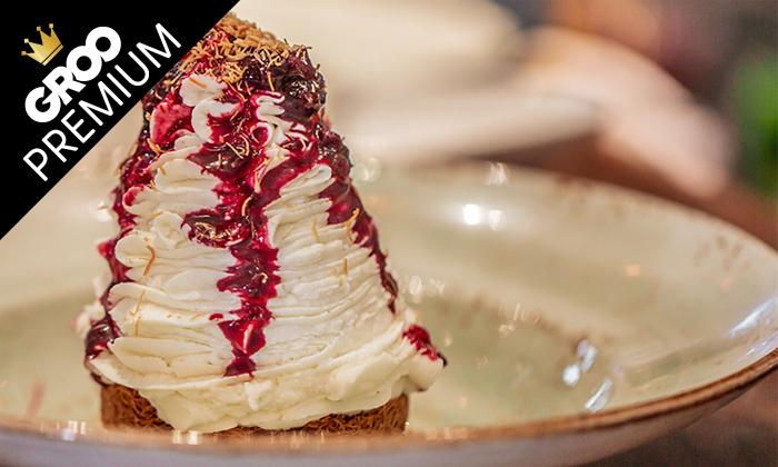 11 ארוחת פרימיום זוגית במסעדת הצדף, ראשון לציון
