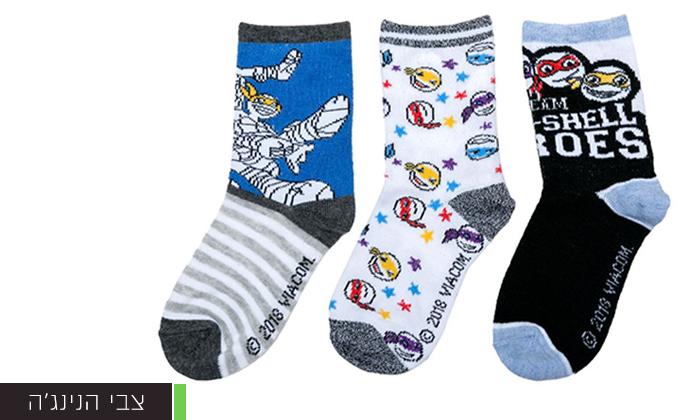 4 מארז 30 זוגות גרביים לילדים