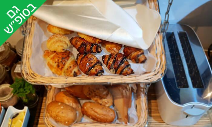 """5 ארוחת בוקר בופה במלון Olive, נהריה - גם בסופ""""ש"""