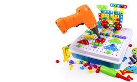 משחק הרכבה תלת מימדי חשמלי