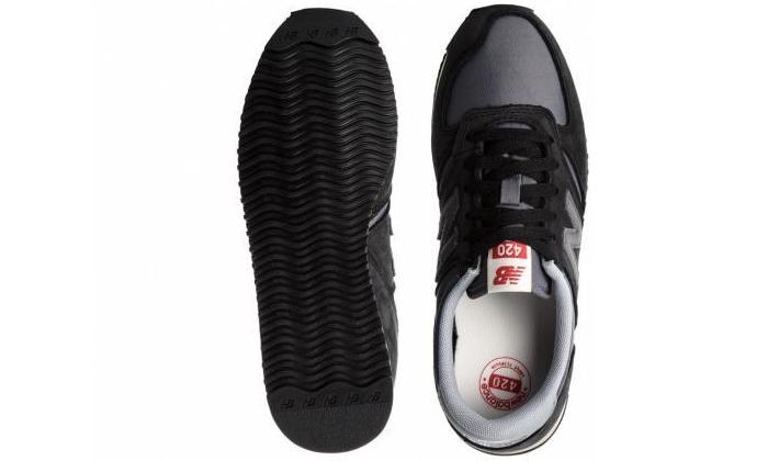 5 נעלי סניקרס לגברים New Balance