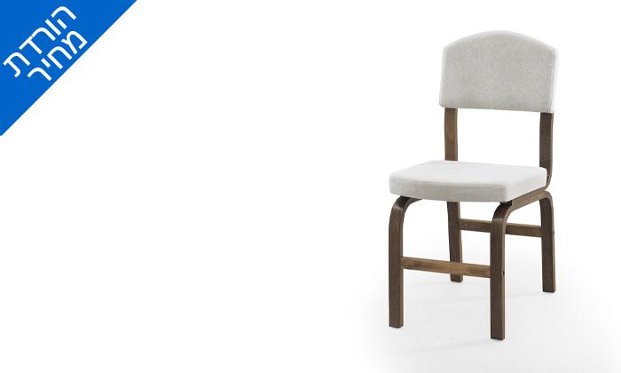3 פינת אוכל נפתחת עם 4 כיסאות Or-Design