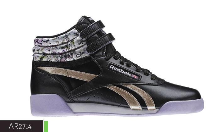6 נעלי נשים ריבוק Reebok