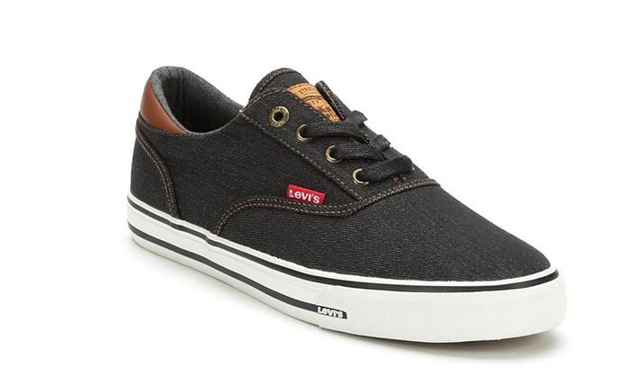 16 נעלי סניקרס לגברים ליוויס LEVIS