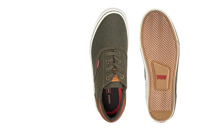 18 נעלי סניקרס לגברים ליוויס LEVIS