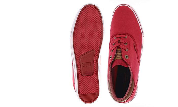 25 נעלי סניקרס לגברים ליוויס LEVIS