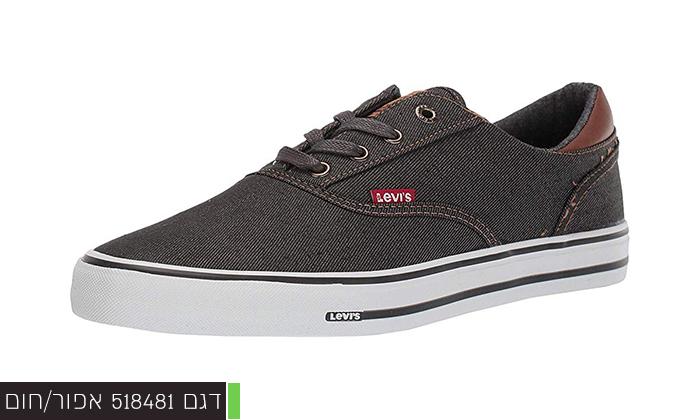 4 נעלי סניקרס לגברים ליוויס LEVIS