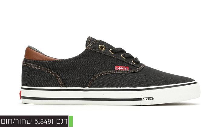 5 נעלי סניקרס לגברים ליוויס LEVIS