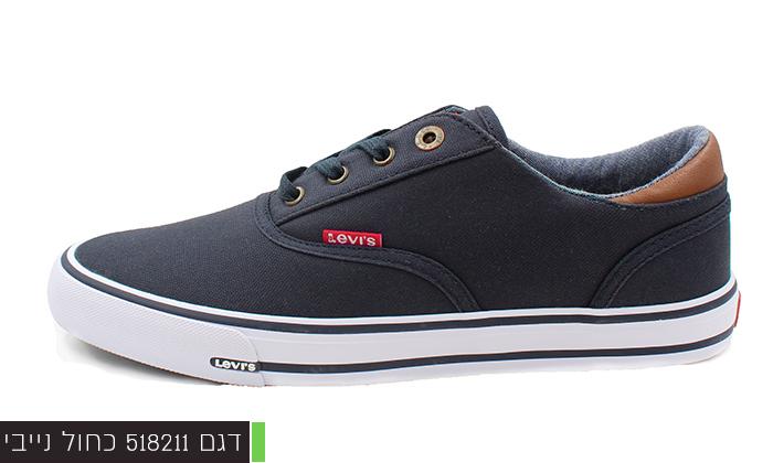7 נעלי סניקרס לגברים ליוויס LEVIS