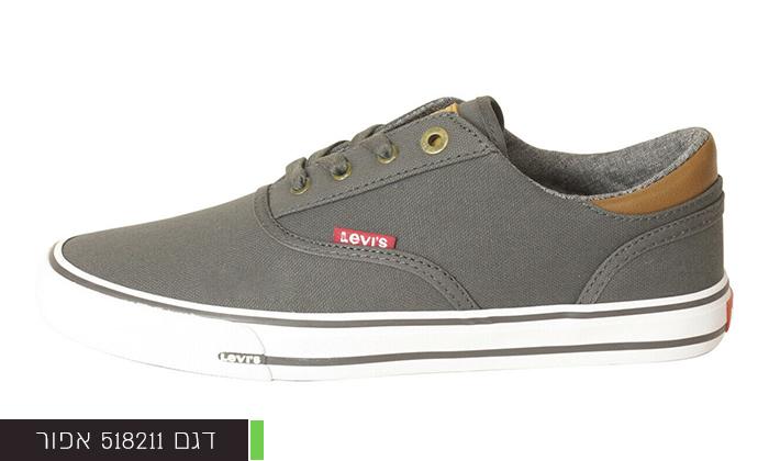 8 נעלי סניקרס לגברים ליוויס LEVIS