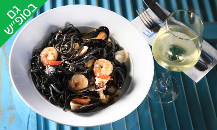 9 מסעדת לימאני ביסטרו, נמל קיסריה - ארוחה זוגית