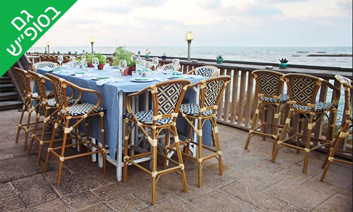 16 מסעדת לימאני ביסטרו, נמל קיסריה - ארוחה זוגית