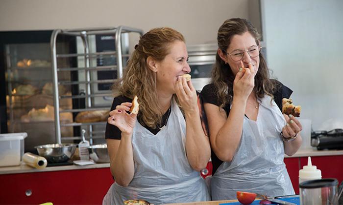 11 סדנאות אפייה וקונדיטוריה במבשלים חוויה - הבית של סדנאות הבישול, תל אביב