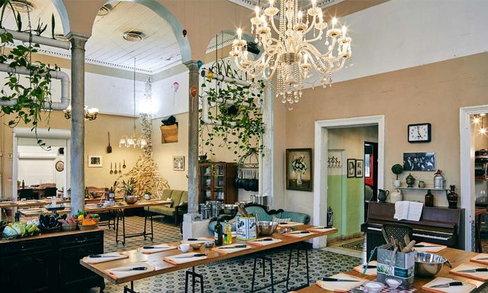 8 סדנאות אפייה וקונדיטוריה במבשלים חוויה - הבית של סדנאות הבישול, תל אביב