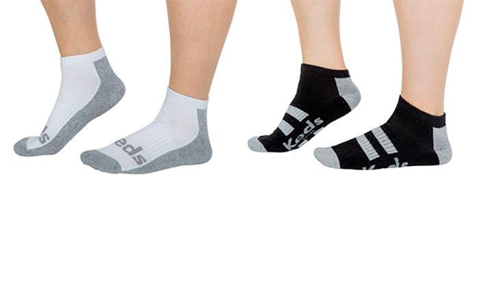 2 מארז 18 זוגות גרביים לגברים KEDS