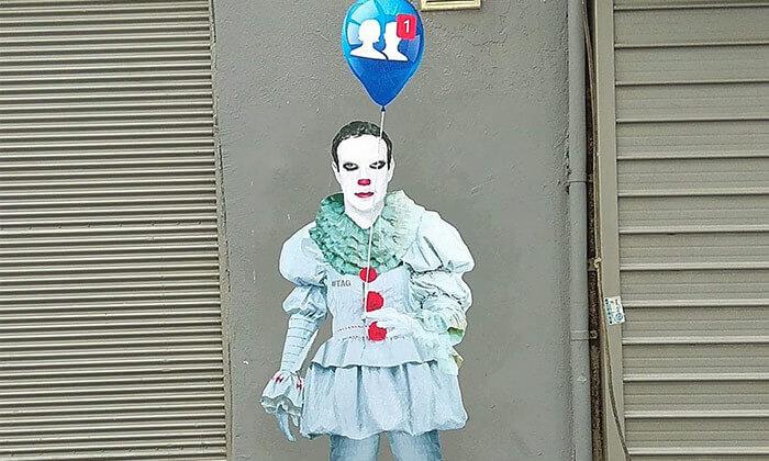 5 סיור בתערוכת אמנות רחוב 'הקומה השביעית', תחנה מרכזית - תל אביב