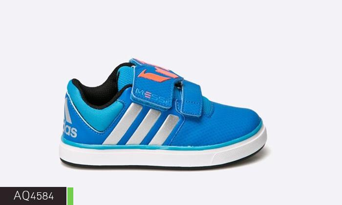 7 נעלי Adidas ו-Reebok לילדים ונוער