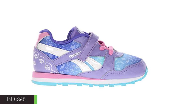 10 נעלי Adidas ו-Reebok לילדים ונוער
