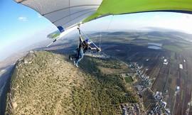טיסה בגלשן אוויר דודי ברזילאי