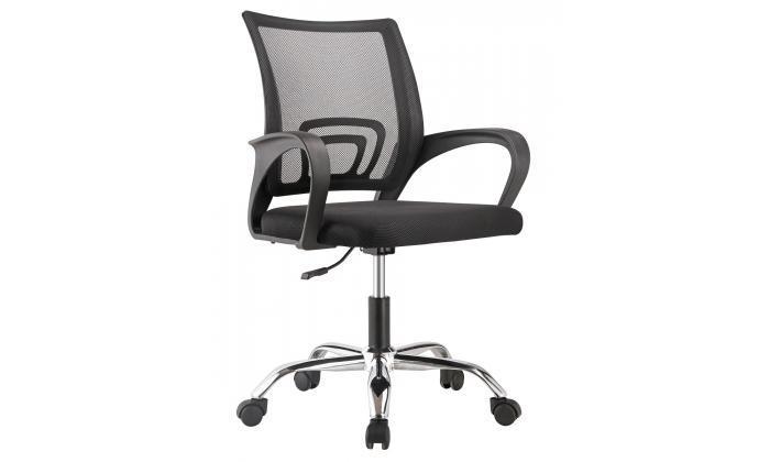 2 כיסא משרדי אורתופדי