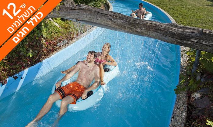 7 סלובניה וקרואטיה בקיץ ובסוכות - כולל פארק מים