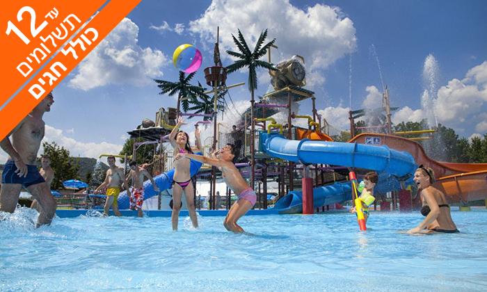 2 סלובניה וקרואטיה בקיץ ובסוכות - כולל פארק מים